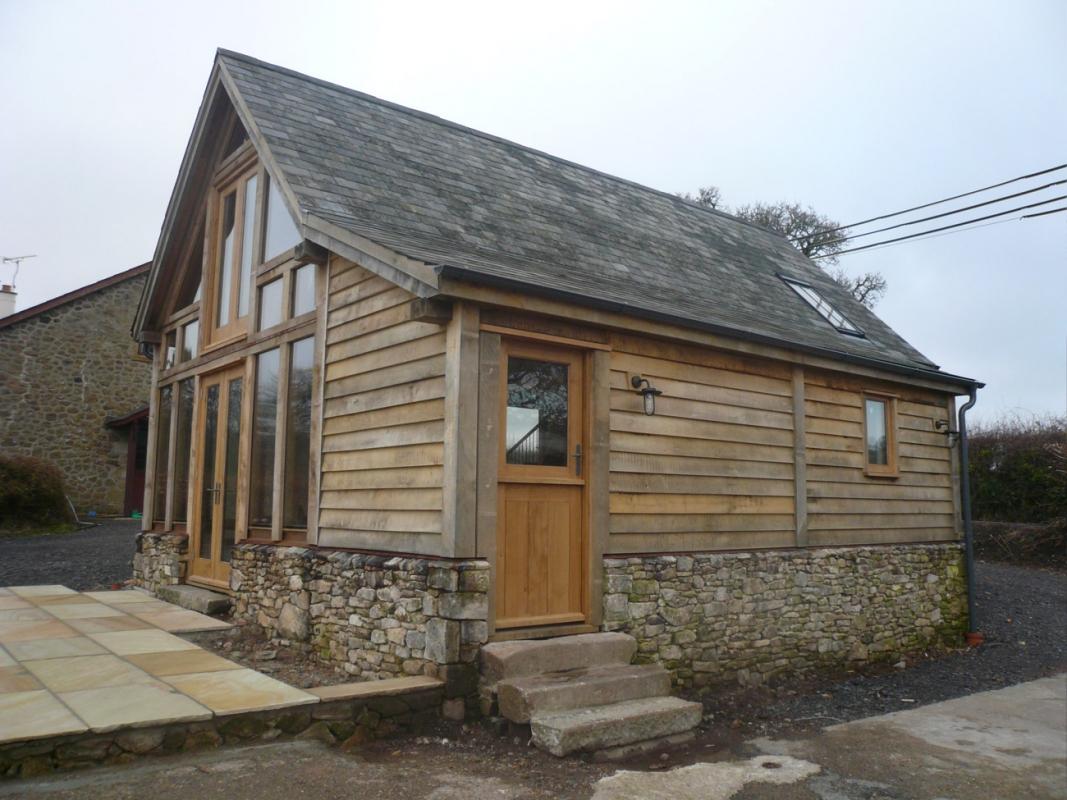 garage siding ideas - Dartmoor Studio Projects Services Emanuel Hendry