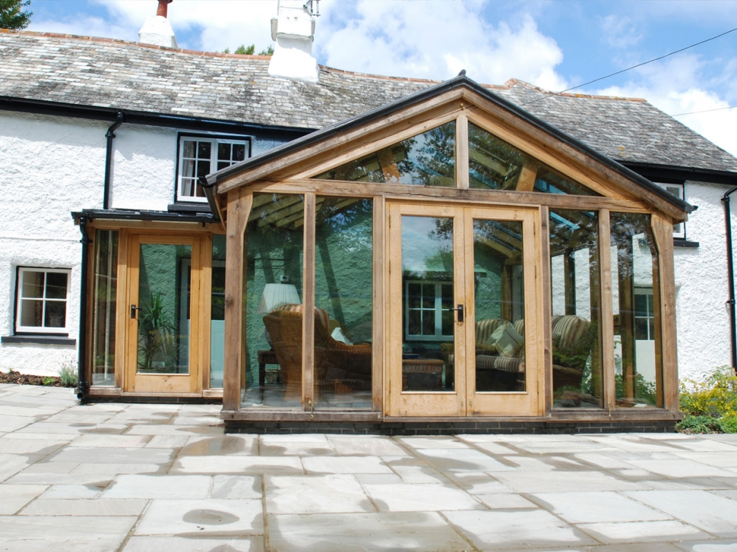 Olditch Conservatory Projects Services Emanuel Hendry